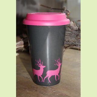 Pink Bambi To Go